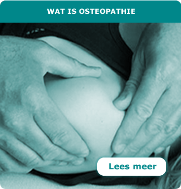 wat is osteopathie